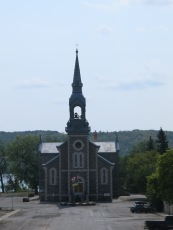 Church in Lebret